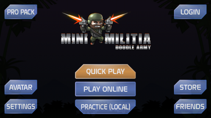 You Searched For Mini Militia Daredevil Sahil In 2020 Play Hacks Play Online Download Hacks