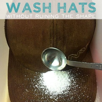 How to Wash Hats Without Jeopardizing The Shape - The Mama's Girls