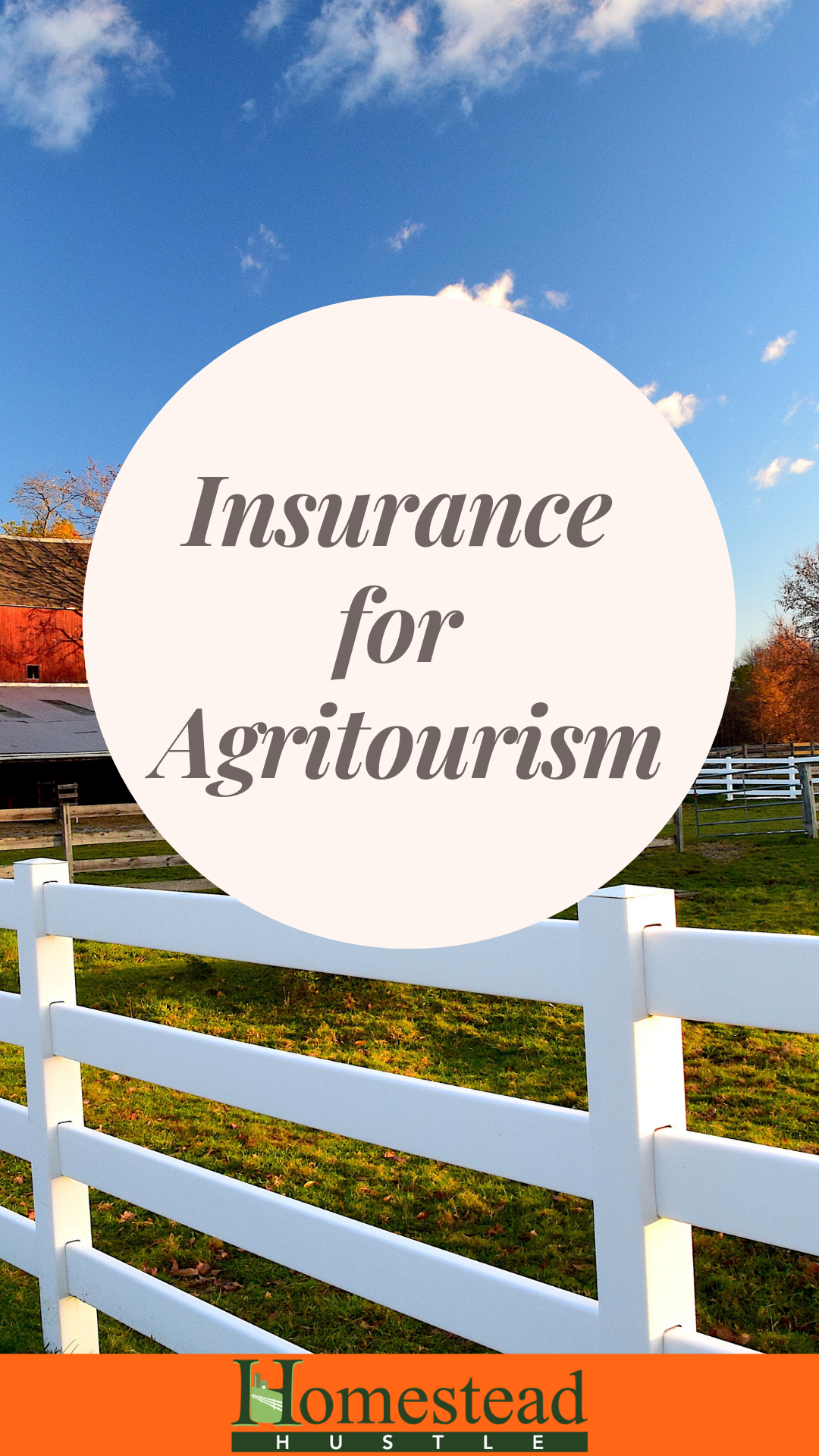 Insurance For Agritourism Video Agritourism Agritourism Farms