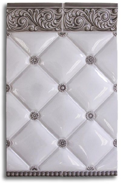 Pillow Tile From Quemere