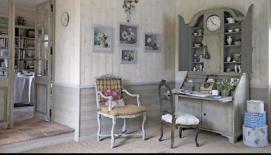 Una casa nel Périgord | Shabby Chic Mania by Grazia Maiolino
