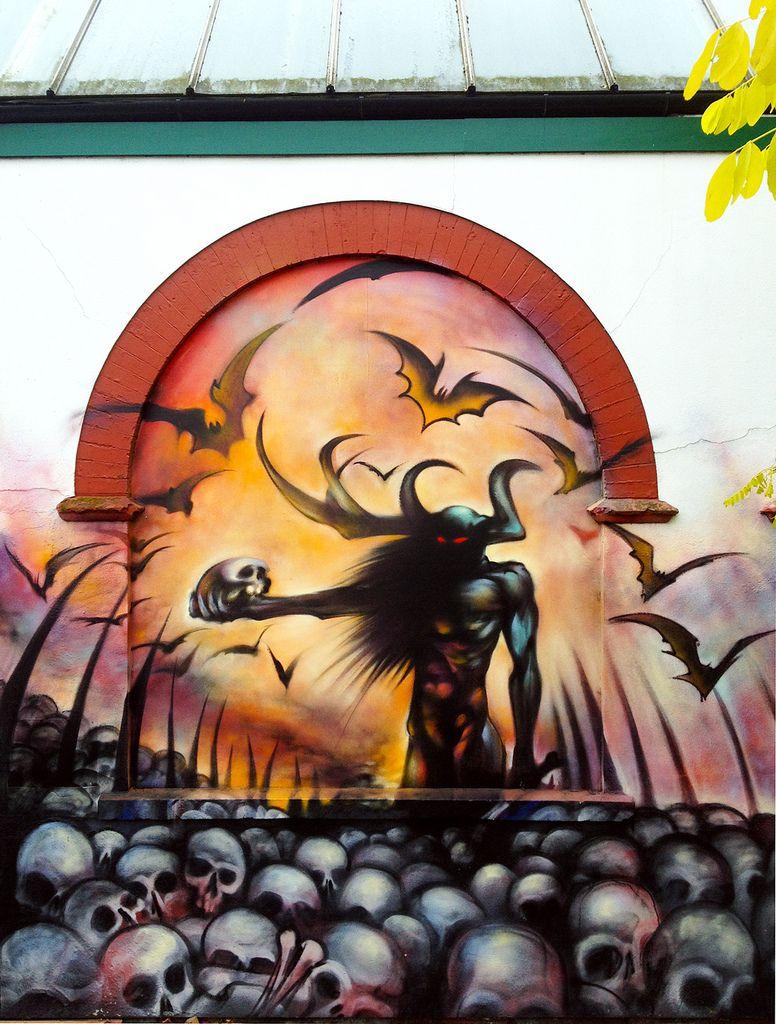 Celebrating years of slaine years street art and comic