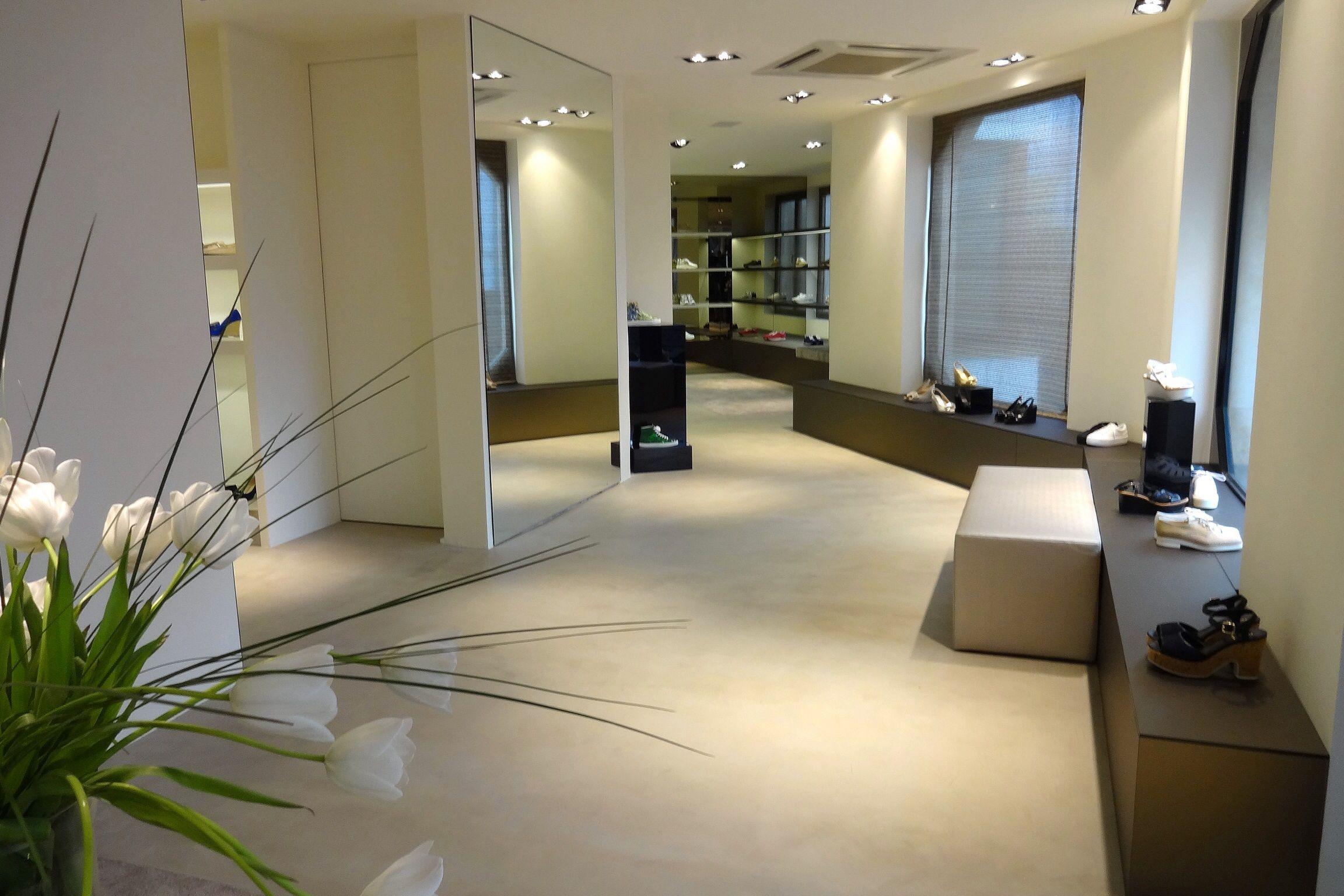Stuc deco floor - Badkamer stucwerk | Pinterest - Deco en Badkamer