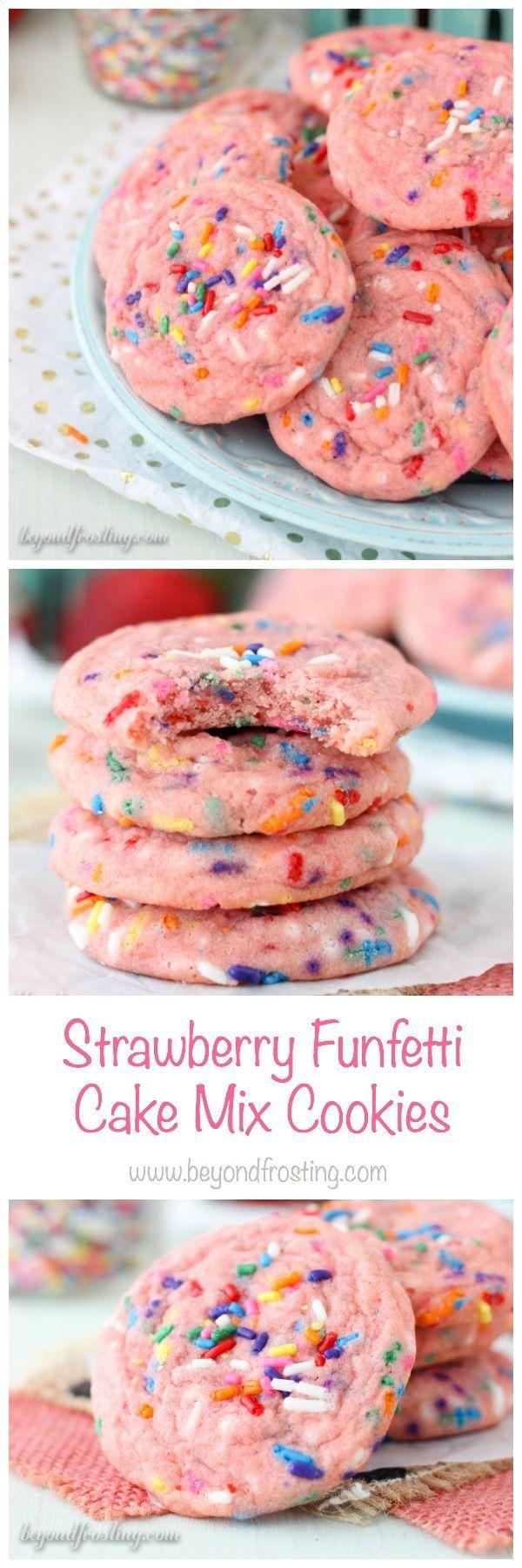 Add Strawberry Preserves Cake Mix