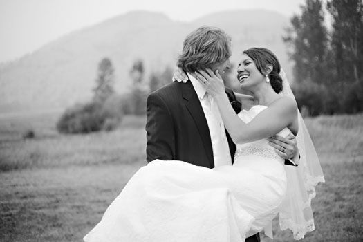 Intimate in Montana {photo by   Jacilyn M Photography}