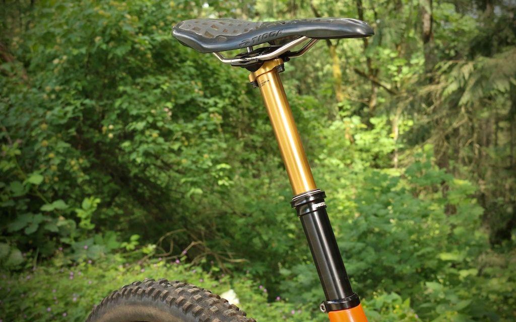 Fox Transfer Dropper Seat Post Review Mountain Biking Gear Mountain Bike Components Bike Gear