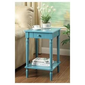 French Country End Table - Convenience Concepts : Target