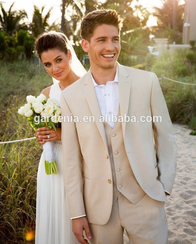 Latest Design Men Wedding Tuxedo Italian Designer Suits For Beach ...
