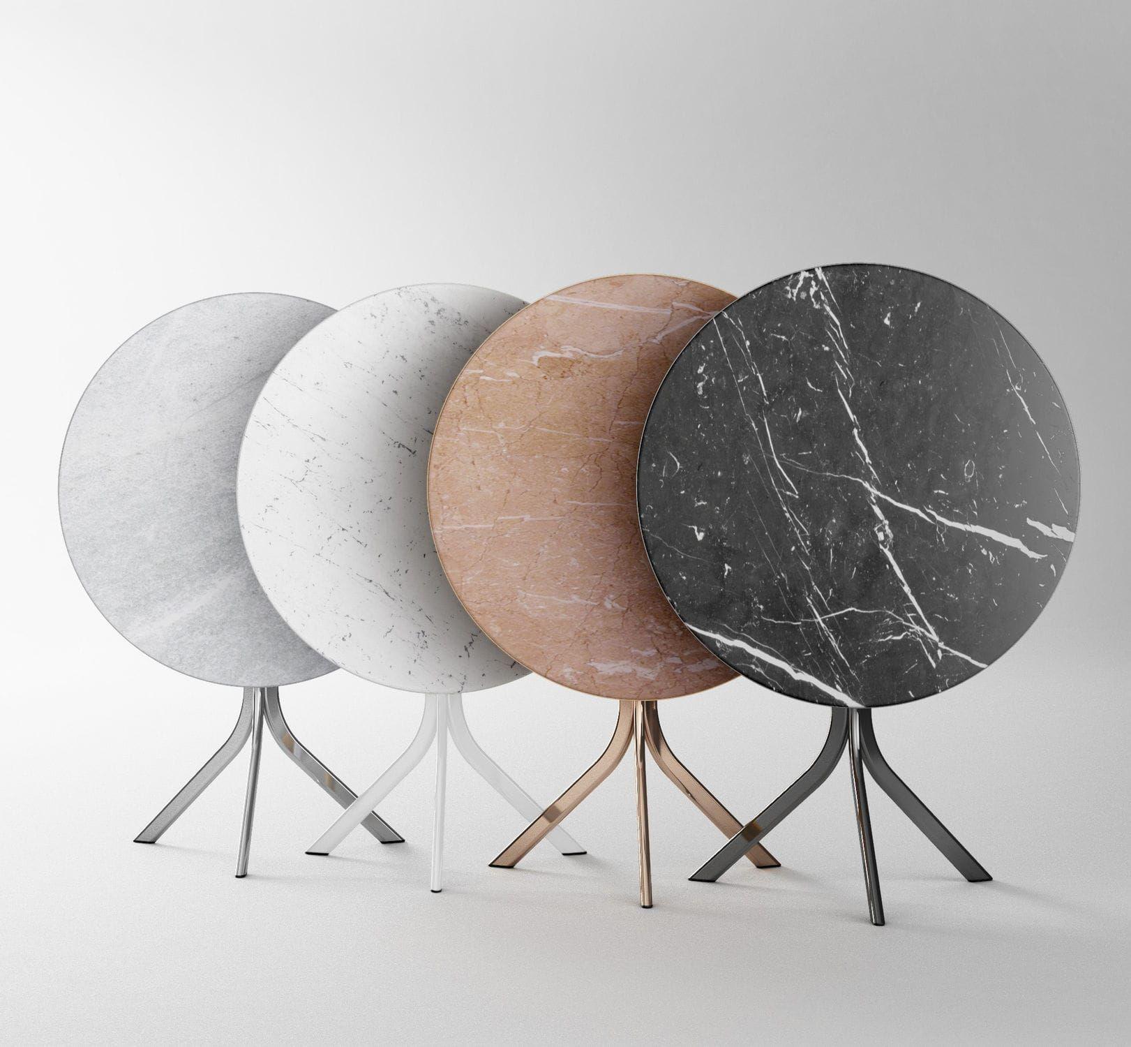 luxus table marbre bistrot id es de conception de table basse. Black Bedroom Furniture Sets. Home Design Ideas