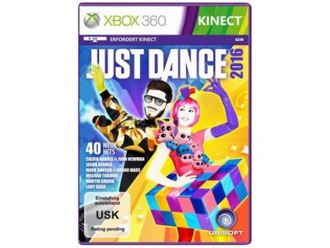 Just Dance 2016  X-Box 360 in Sing