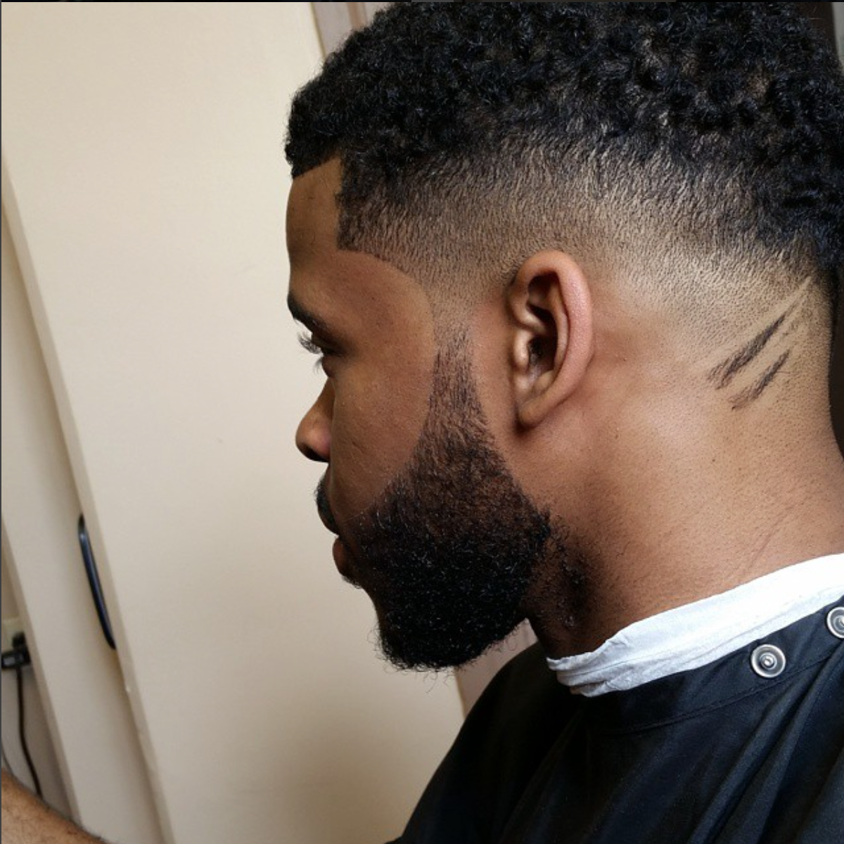 Faded Mens Haircut By The Mens Loft Barbershop At Avante On High