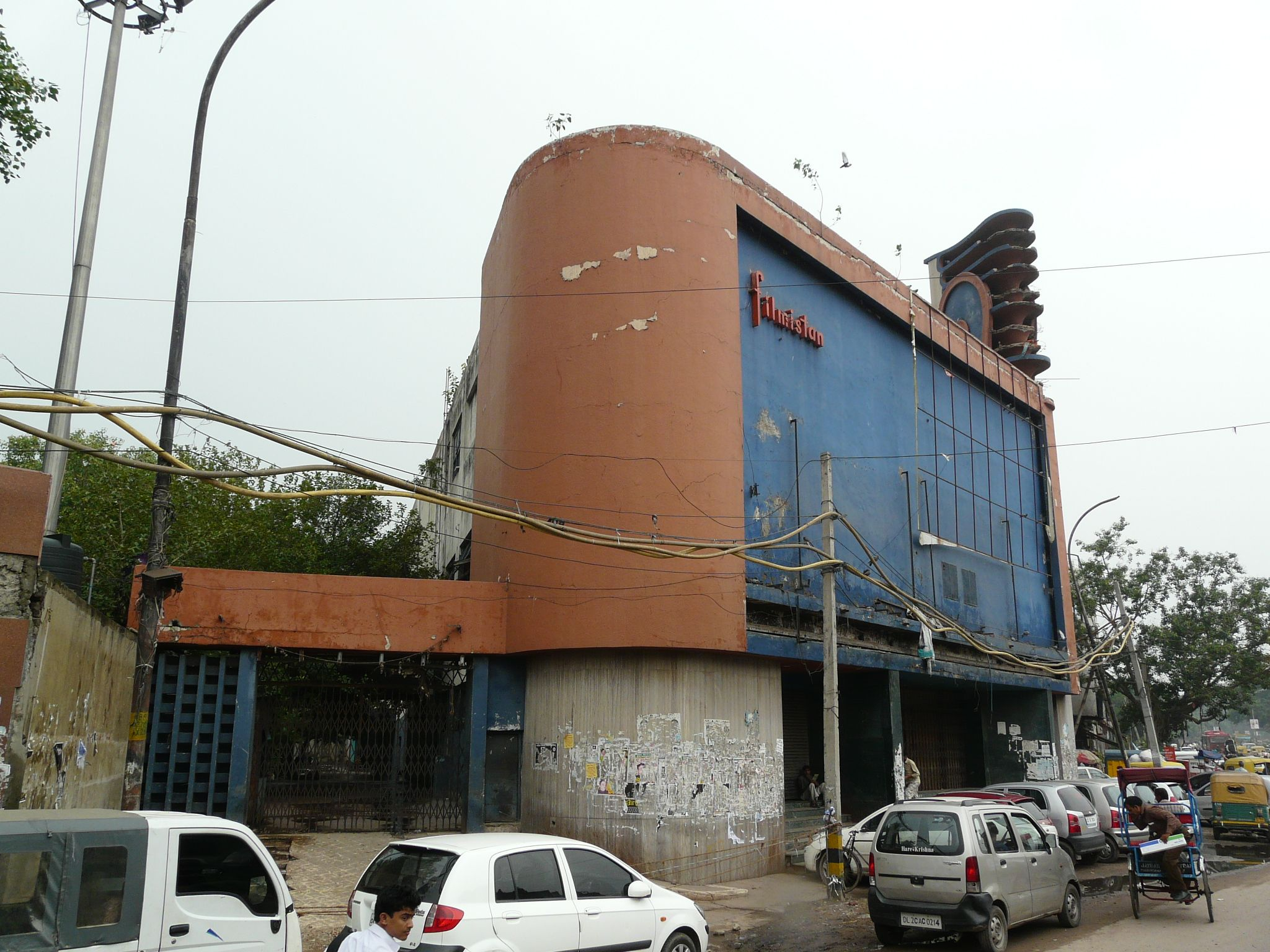 Old Delhi S Old Cinema Halls Cinema Vacation Olds