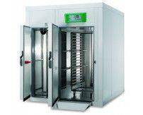 Tecnomac Mt Tunnel Series Blast Chiller Freezer 3xgn Trolley Mt3