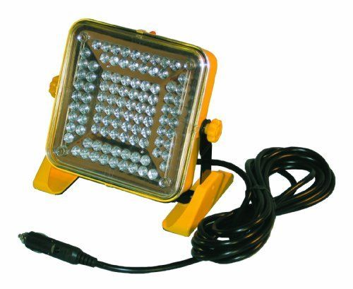 Alert Stamping Lepc100 100led Dc Flood Light By Alert Stamping 57 01 From The Manufacturer 100led Fl Flood Lights Led Flood Lights Led Lights