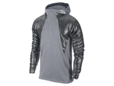 96eb1f4a14dcb Air Jordan Stay Warm Fitted Shield Men s Hoodie