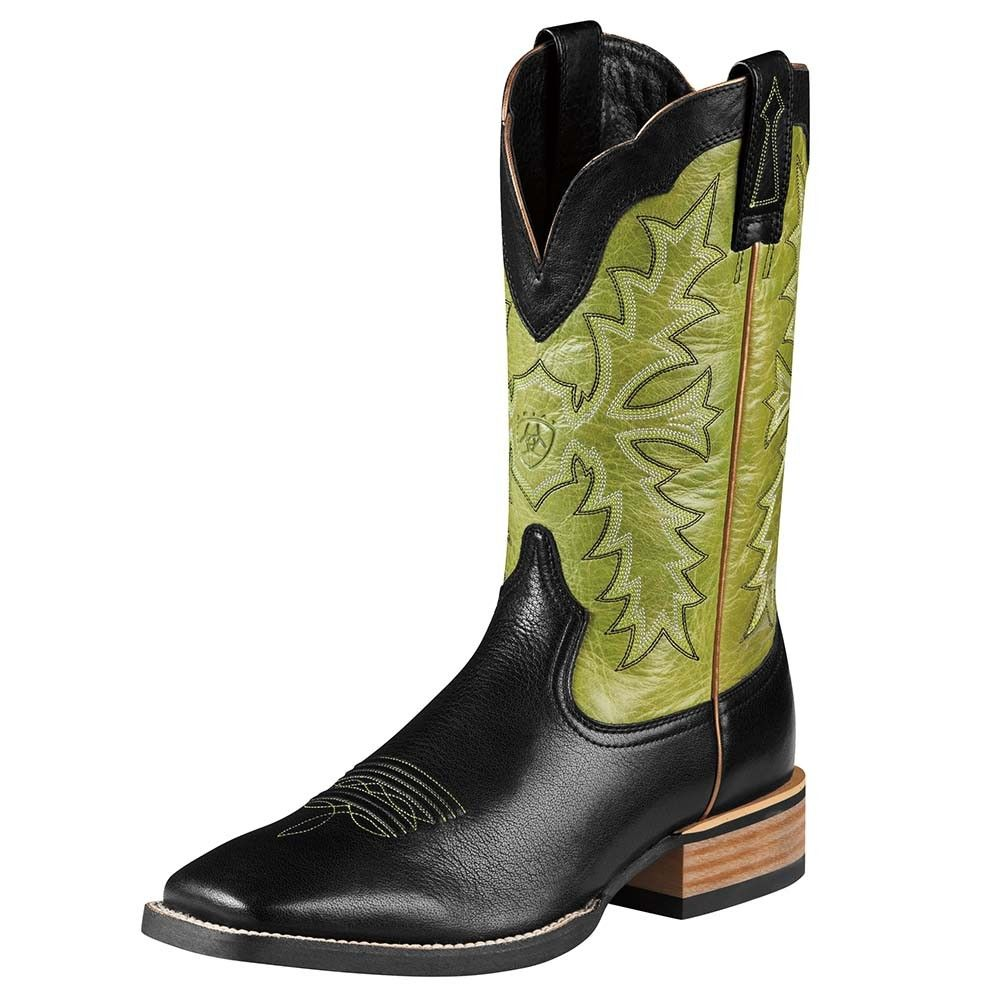 Boots, Leather cowboy boots, Western boots