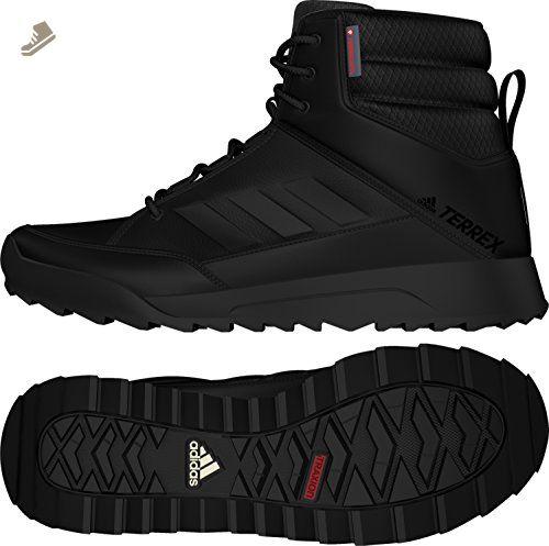 35b96af1152e6 adidas S80752 Women's Choleah CW Sneaker, Black/Black/Chalk White ...