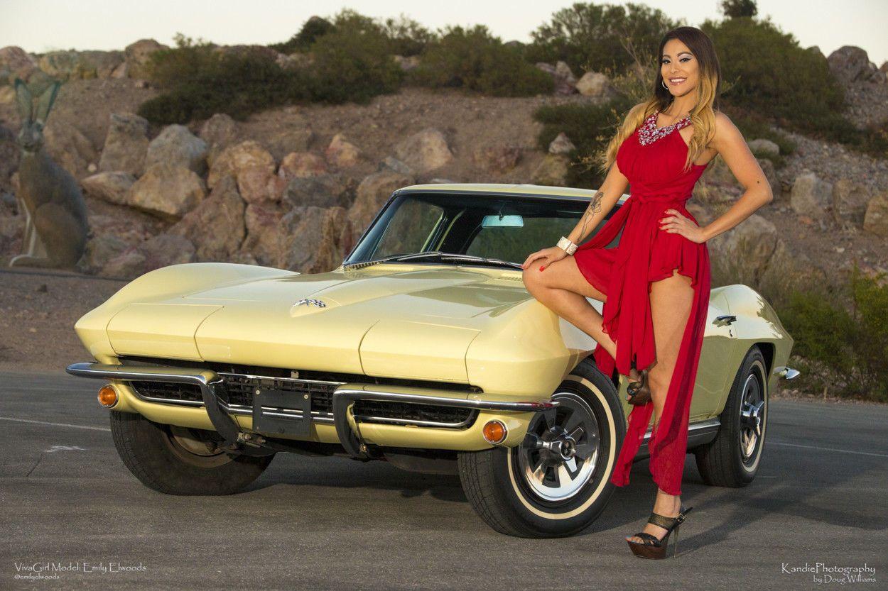 1965 Chevrolet Corvette   2 Women & Wheel\'s   Pinterest   Chevrolet ...