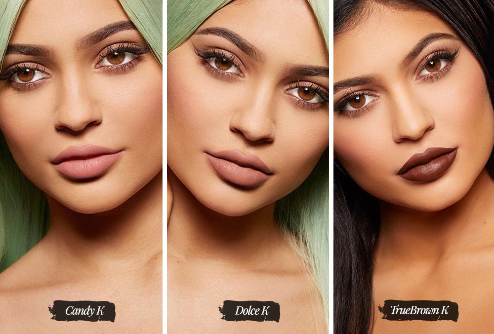 Lançamento: Kit para lábios da Kylie Jenner – Kylie Matte Liquid Lipstick and Lip Liner