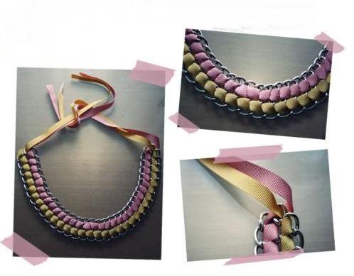 15cdc2f05bdf DIY  Cómo hacer collares artesanales