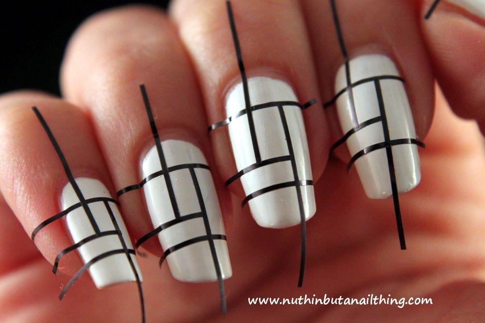 Nail Design Tape | Graham Reid