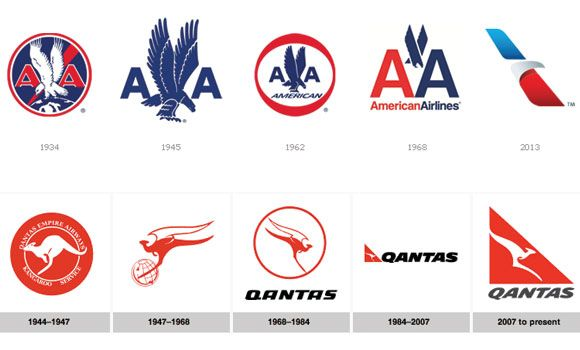 Famous Logo Design History Nike Logo Design Gallery Inspiration - The most iconic logos of the 20th century showcased in an extremely creative animation