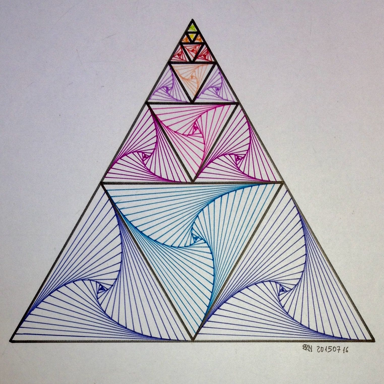 Pin von Akii Gaikwad auf geometric artttt   Pinterest   Geometrie ...
