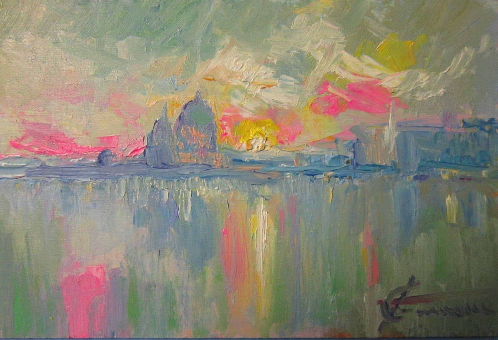 Giuseppe Faraone, 1954 | Impressionist Cityscape painter | Tutt'Art@ | Pittura * Scultura * Poesia * Musica |