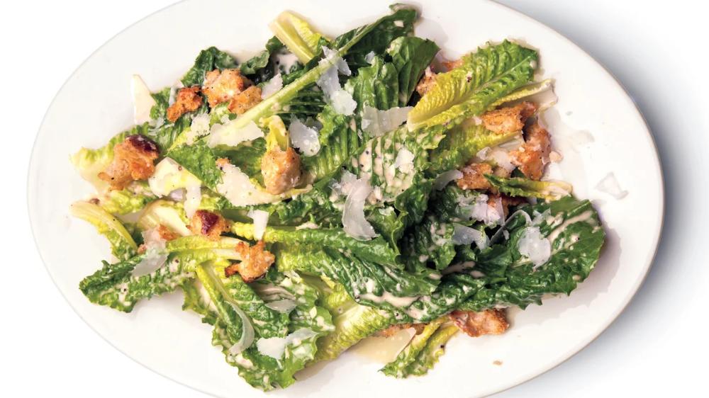 Classic Caesar Salad Recipe Classic Caesar Salad Caesar Salad Caesar Salad Recipe