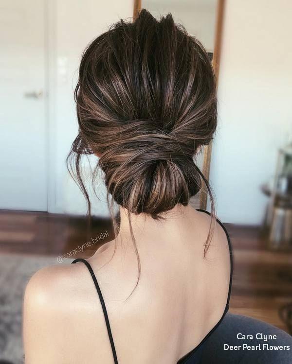 Los 20 mejores peinados de novia largos de Cara Clyne #clyne #peinados de novia #long – nuevo sitio