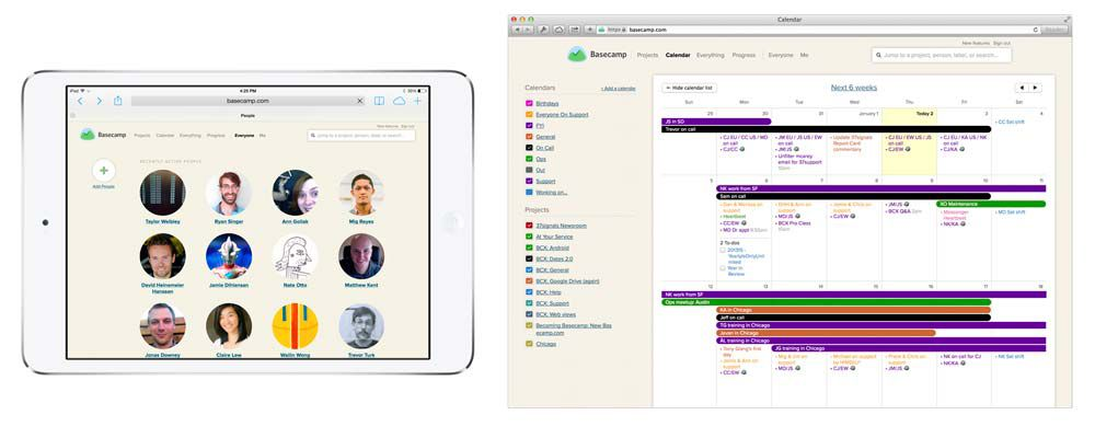 Basecamp is a highly acclaimed project management tool Free