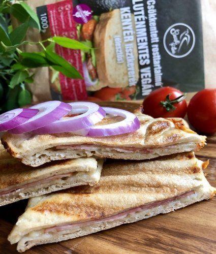 Panini szendvics Szafi Free csökkentett rosttartalmú..