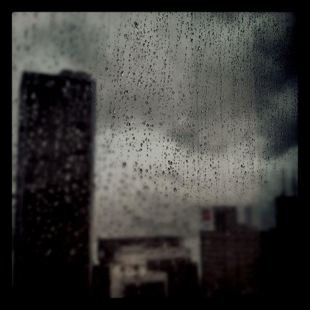 在雨中@廿九樓風景