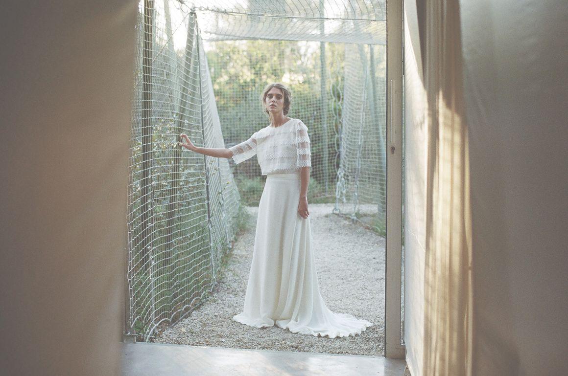 Nouvelle collection mariage robe de mariee Donatelle Godart 2016 11