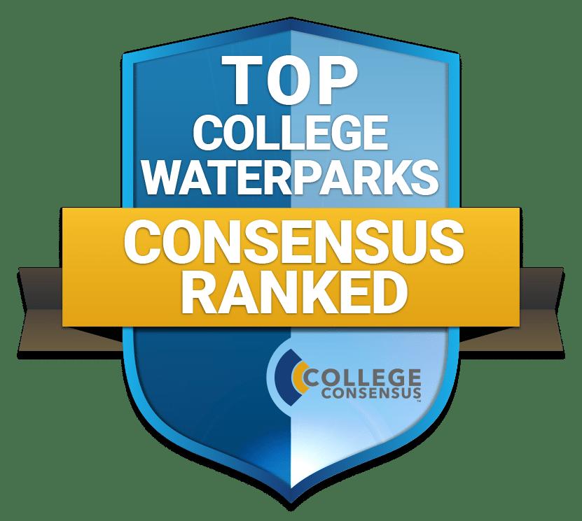 Best College Waterparks Top Consensus Ranked Schools