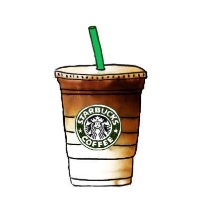 Starbucks Drawing Tumblr