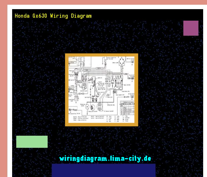 Honda gx630 wiring diagram. Wiring Diagram 175124. - Amazing Wiring Diagram  Collection | Diagram, Wire, HondaPinterest
