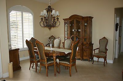 Hibriten Bernhardt Dining Set  18 Piece Set  Bump  Pinterest Custom Bernhardt Dining Room Set Decorating Design