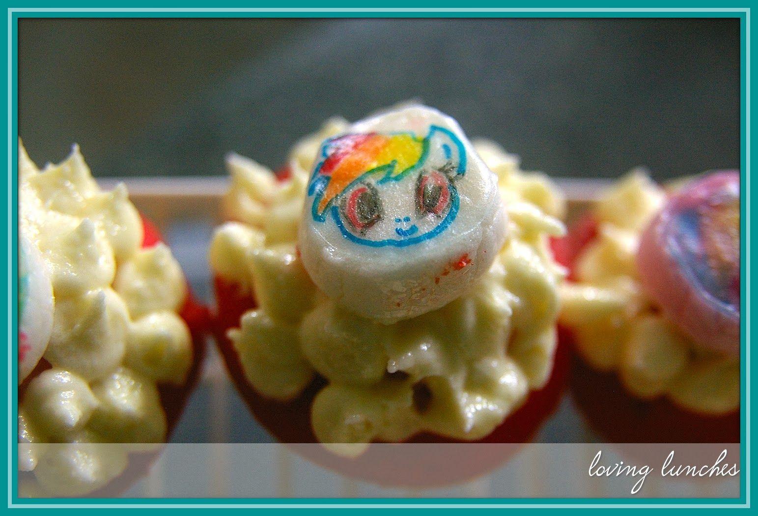 My little pony party rainbow cakes pony party my
