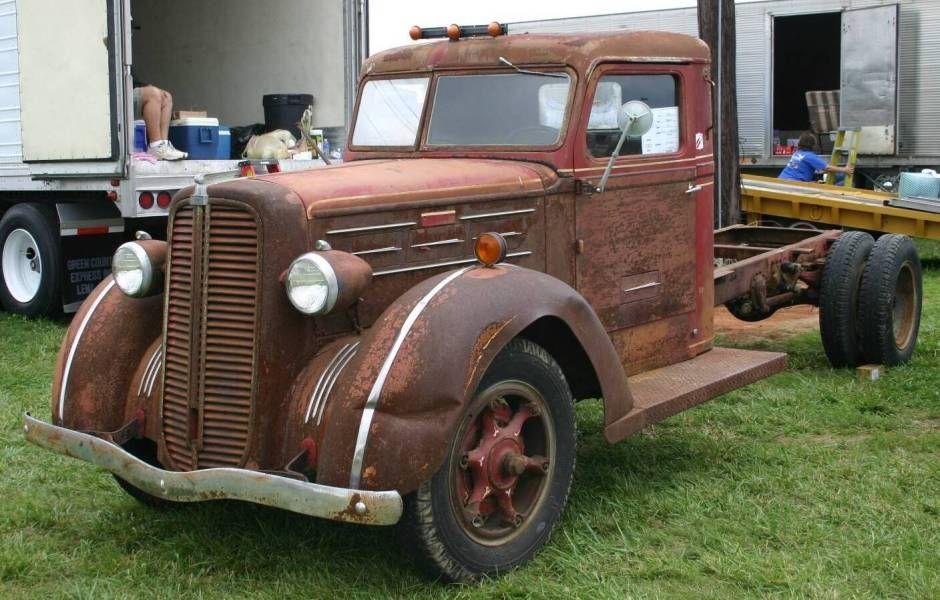 cars vintage trucks