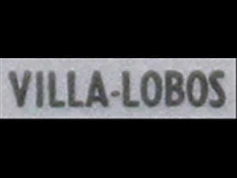 Villa-Lobos / Bidú Sayão, 1945: Bachianas Brasileiras No. 5 - Liederkran...