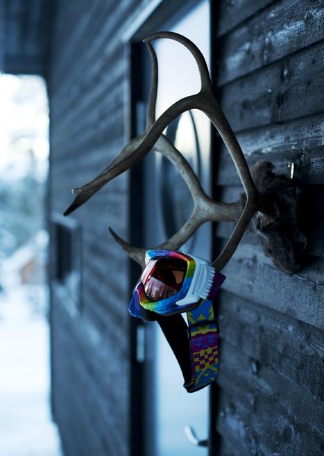 annorlunda bröllop, härlig vintermiljö Tännäskröket, Härjedalen