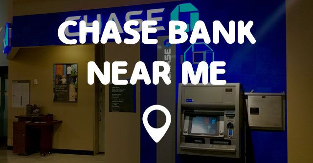 It Ists Users To Locate The Closest Bank About Them S Especially Por For Its Jpmorgan Chase Map