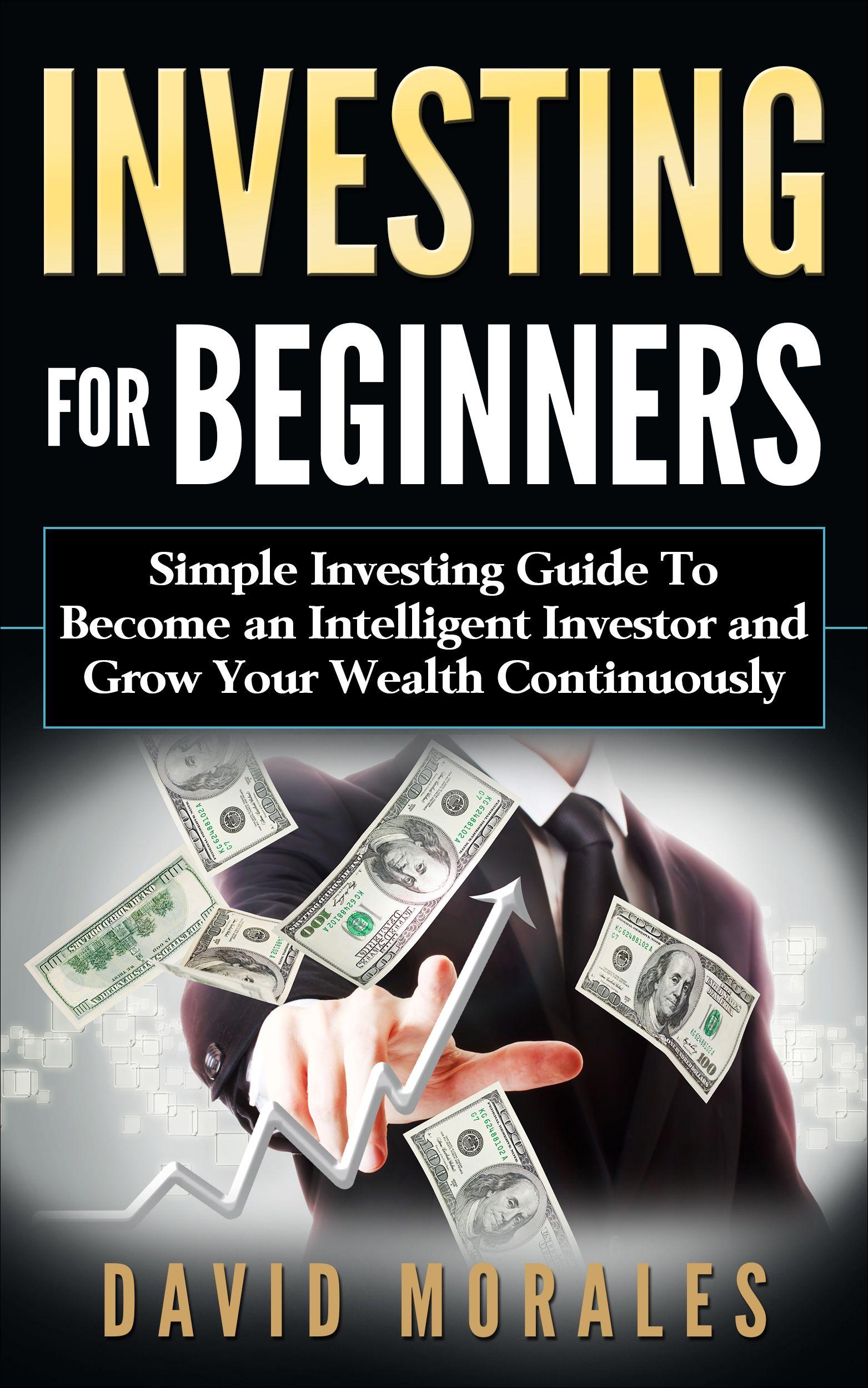 Investing For Beginners Finance Books Investing Investing Money