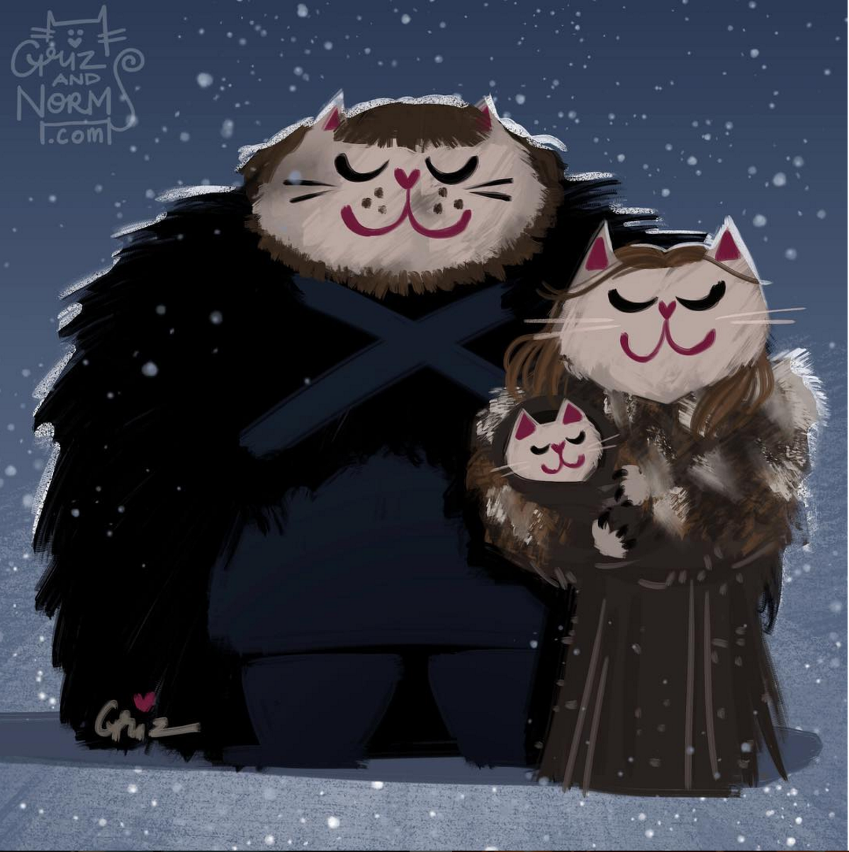 Sam Tarly, Gilly, and little Sam. (With images) Game of