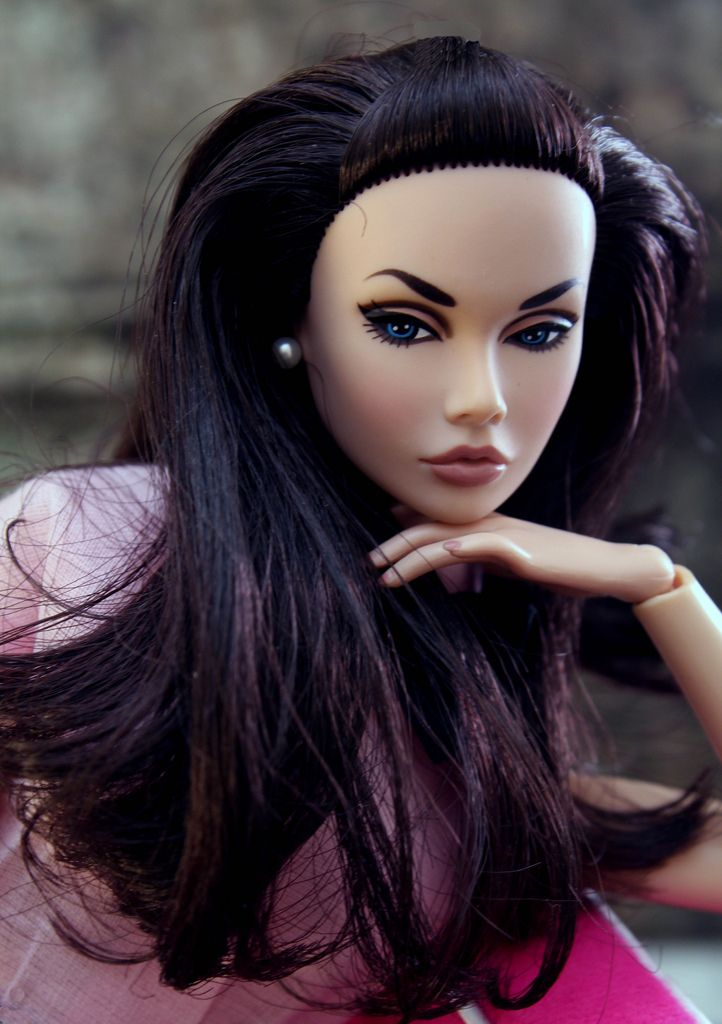 Reluctant Dubutante Poppy Parker NUDE DOLL Fashion Royalty