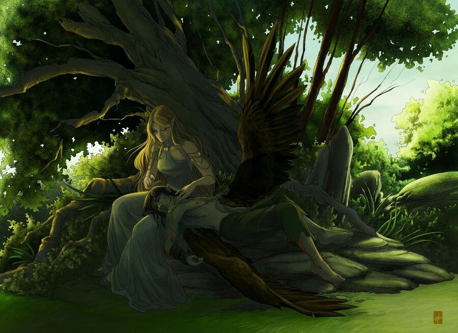 By Vyrhelle Of Deviantart With Images A Court Of Mist And Fury