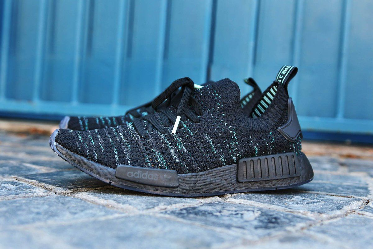 Ride The Wave With The Parley x adidas Originals NMD R1 STLT