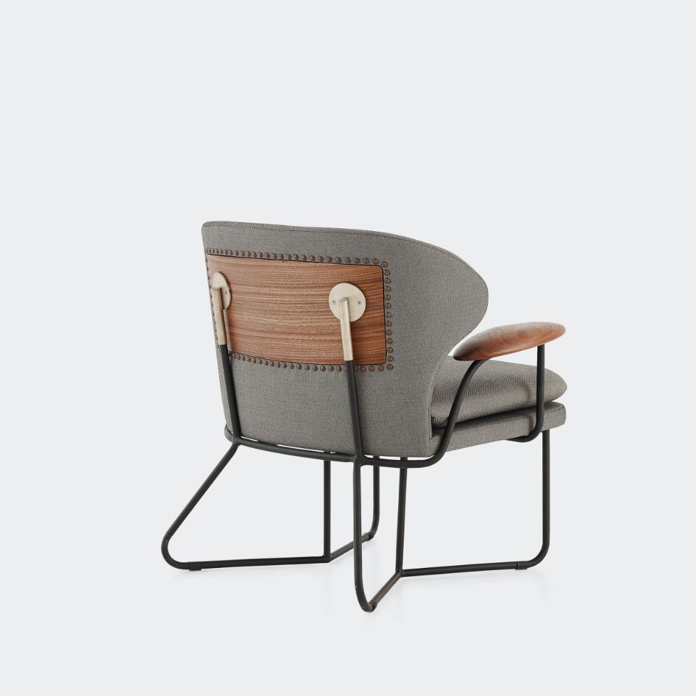 Utility Lounge Chair Two Seater — ROAM - Scandinavian