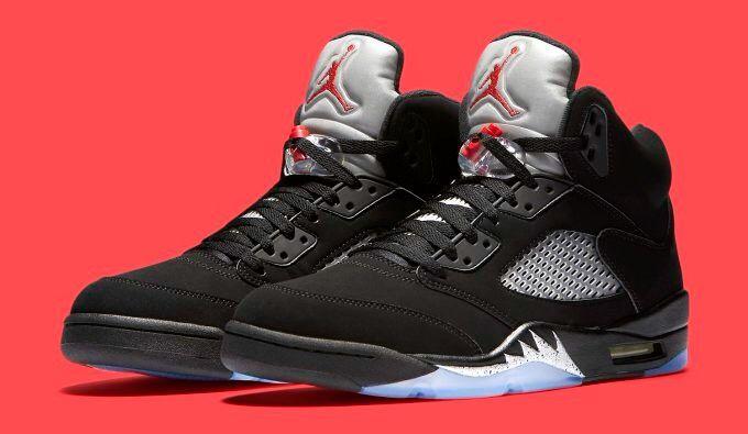 4837fad9df42a J5 metallic Air Jordan 5 Retro, Nike Air Jordan 5, Jordan Swag, Jordan
